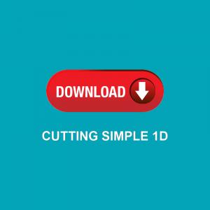 Tải cutting simple 1D