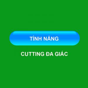 Tính năng cutting đa giác