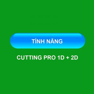 Tính năng Cutting Pro 1D + 2D